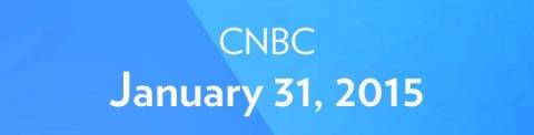 January 31, 2015 – CNBC