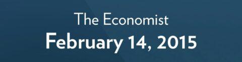 February 14, 2015 – The Economist