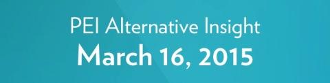 March 16, 2015 – PEI Alternative Insight